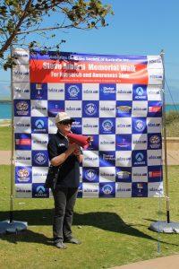 ADSA Walk 2016 Geraldton Foreshore