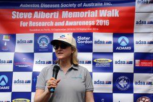 ADSA Walk 2016 Geraldton Perth Solidarity Park